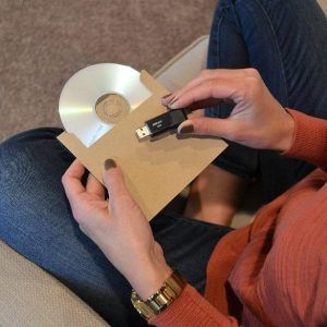 Disc Archiving