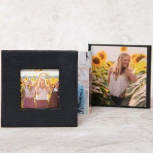 3″x3″ Accordion Book