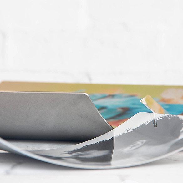 Curved Metal Prints
