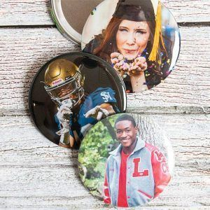 3.5″ Photo Buttons