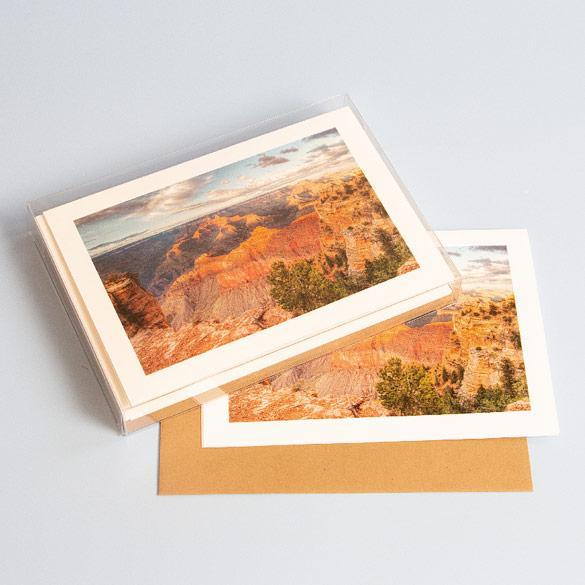 5x7 Flat Art Matte Greeting Cards with Kraft Envelopes