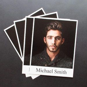 8x10 Gloss Comp Cards