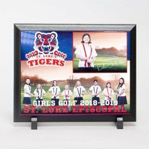Sublimation Photo Plaque (stand not included)