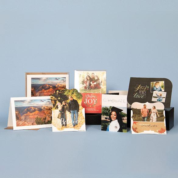 Digital Press Greeting Cards