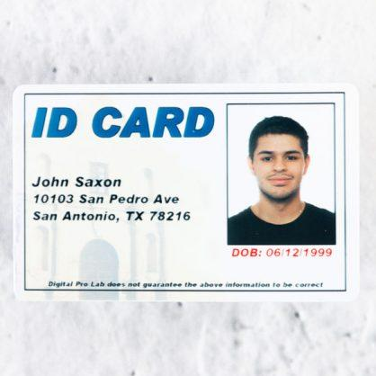 ID Card Services