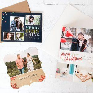 Digital Press Greeting Cards
