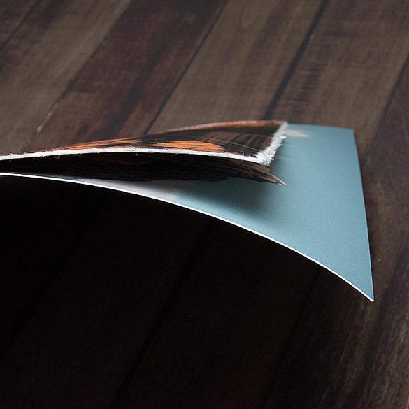 German Etching Fine Art Prints | Deckled Edge (top) | w/o Deckled Edge (bottom)