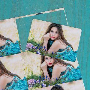 Die-Cut Wallet Prints