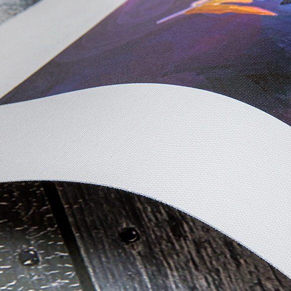 Canvas Print Detailed Shot
