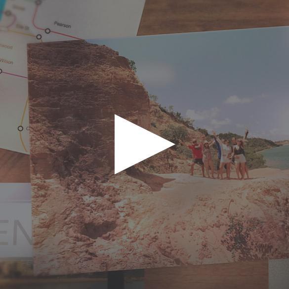Photo Slideshow Play Button